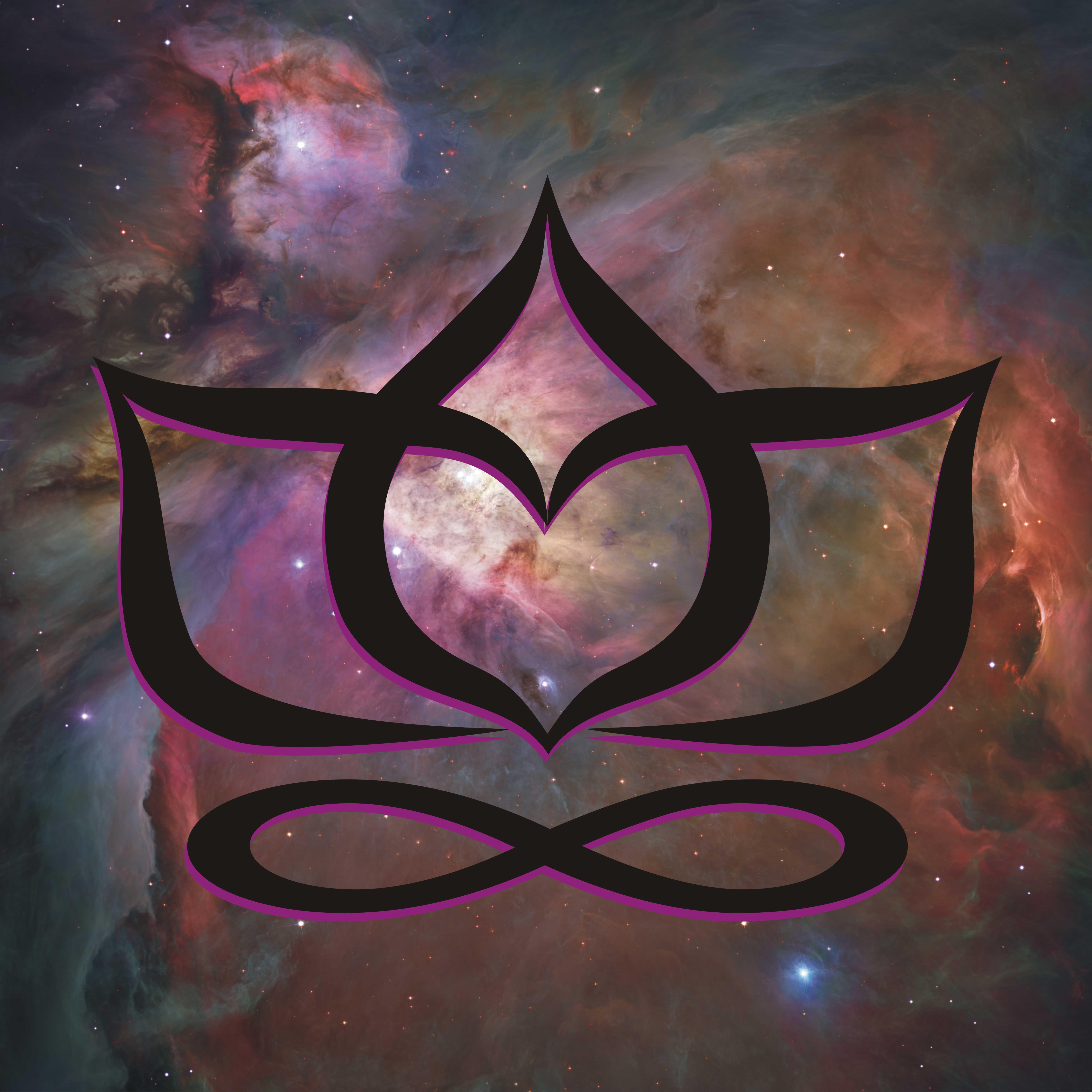 Logo in Space